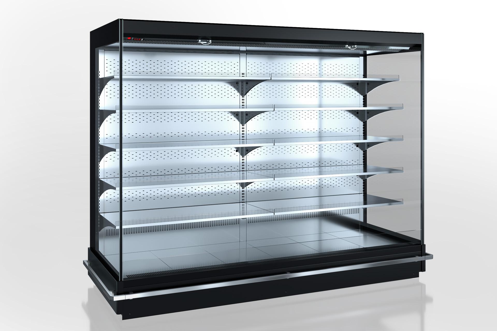 Холодильні пристінні вітрини Indiana MV 105 MT O 205-DLM