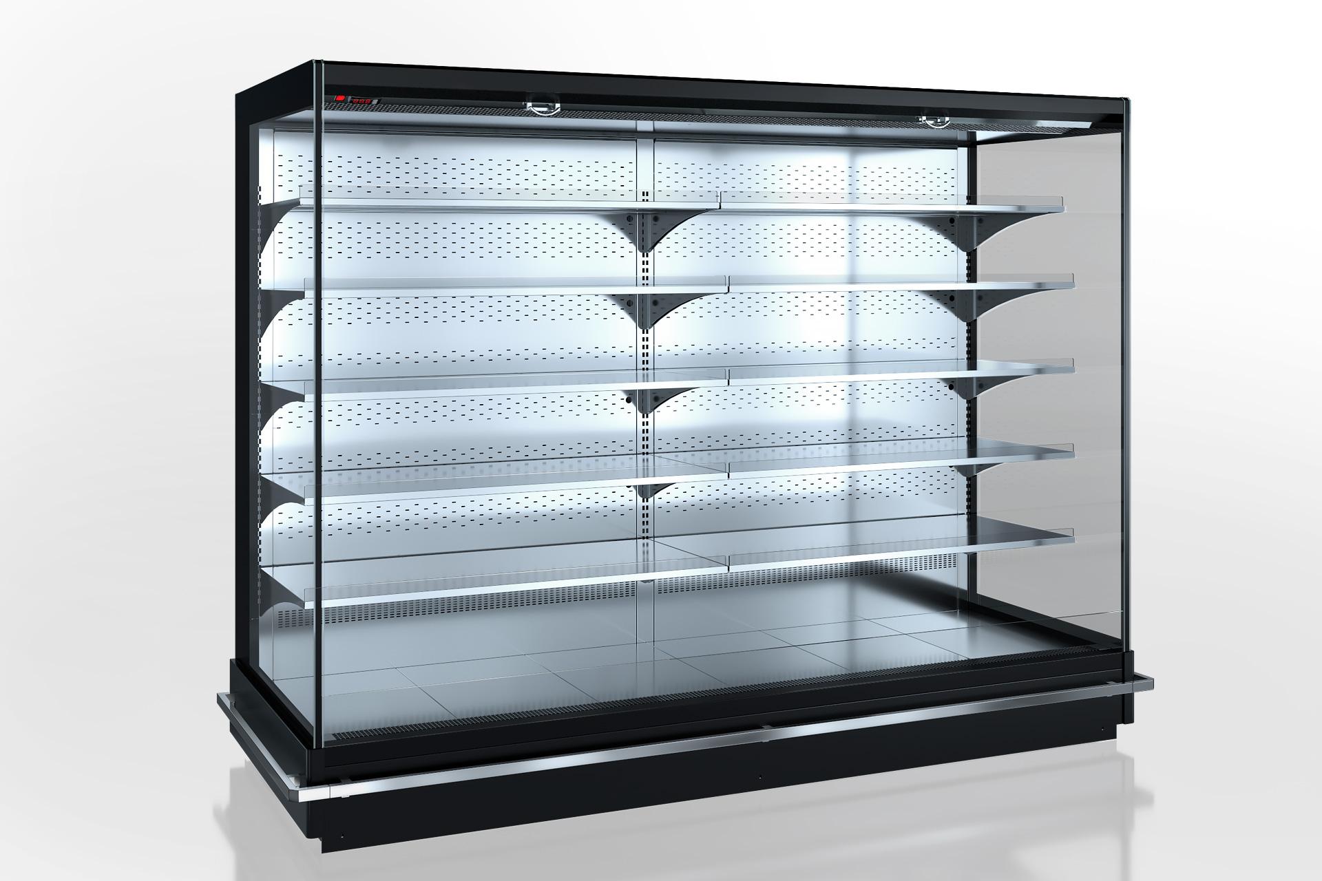 Refrigerated multideck cabinets Indiana MV 105 MT O 205-DLM