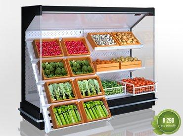 Multideck cabinets