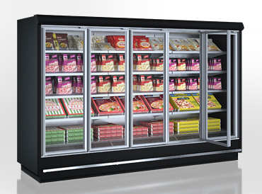 Multideck cabinets Indiana tandem MD 090 LT D 210-DLM