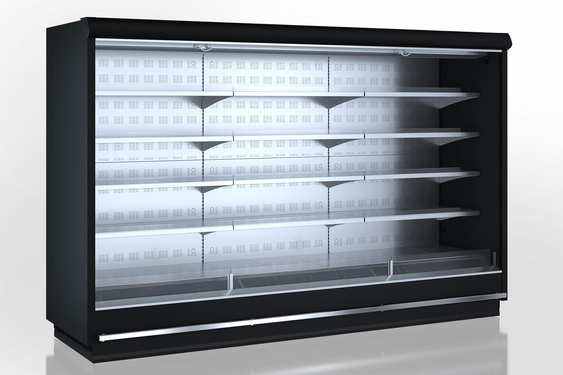 Multideck cabinet Indiana tandem MV 090 MT O 210/225-DLM