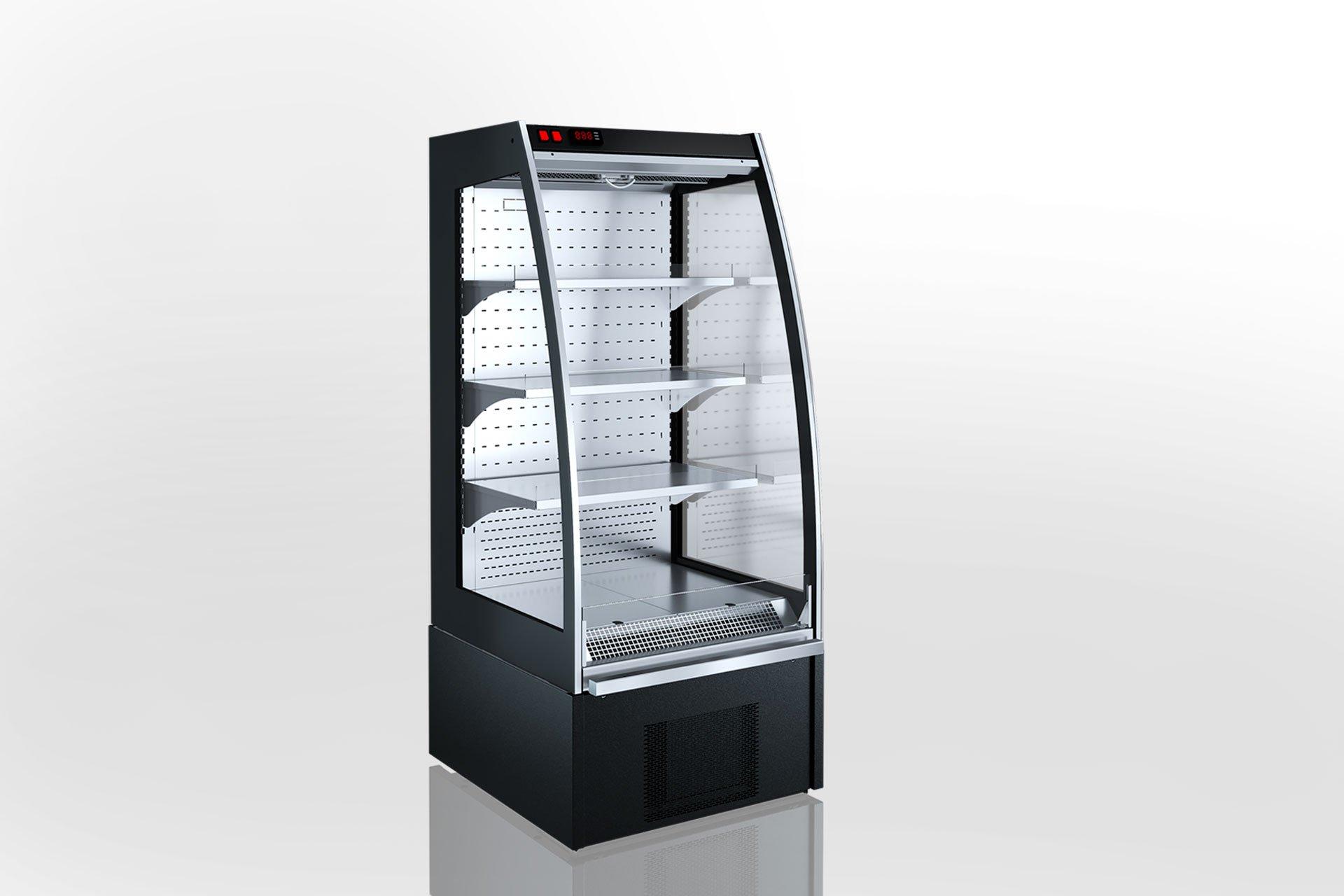 Холодильные полувертикальные витрины Indiana eco ASV 070 MT O 160-DLA