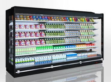 Multideck cabinets Louisiana AV 095 MT О 210-DLA