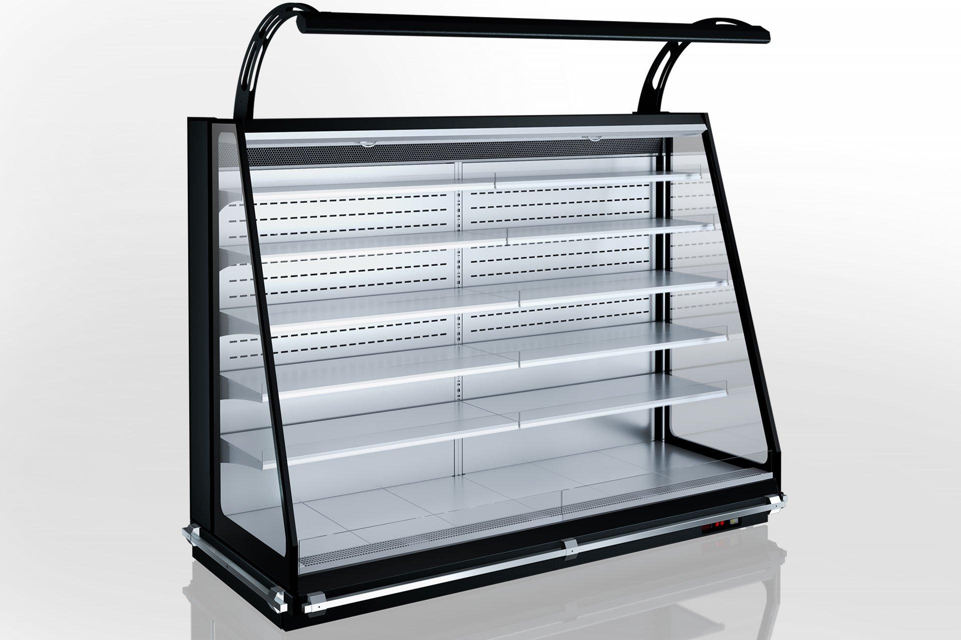 Холодильні напіввертикальні Louisiana eco NB MSV 115 MT O 200-DLM