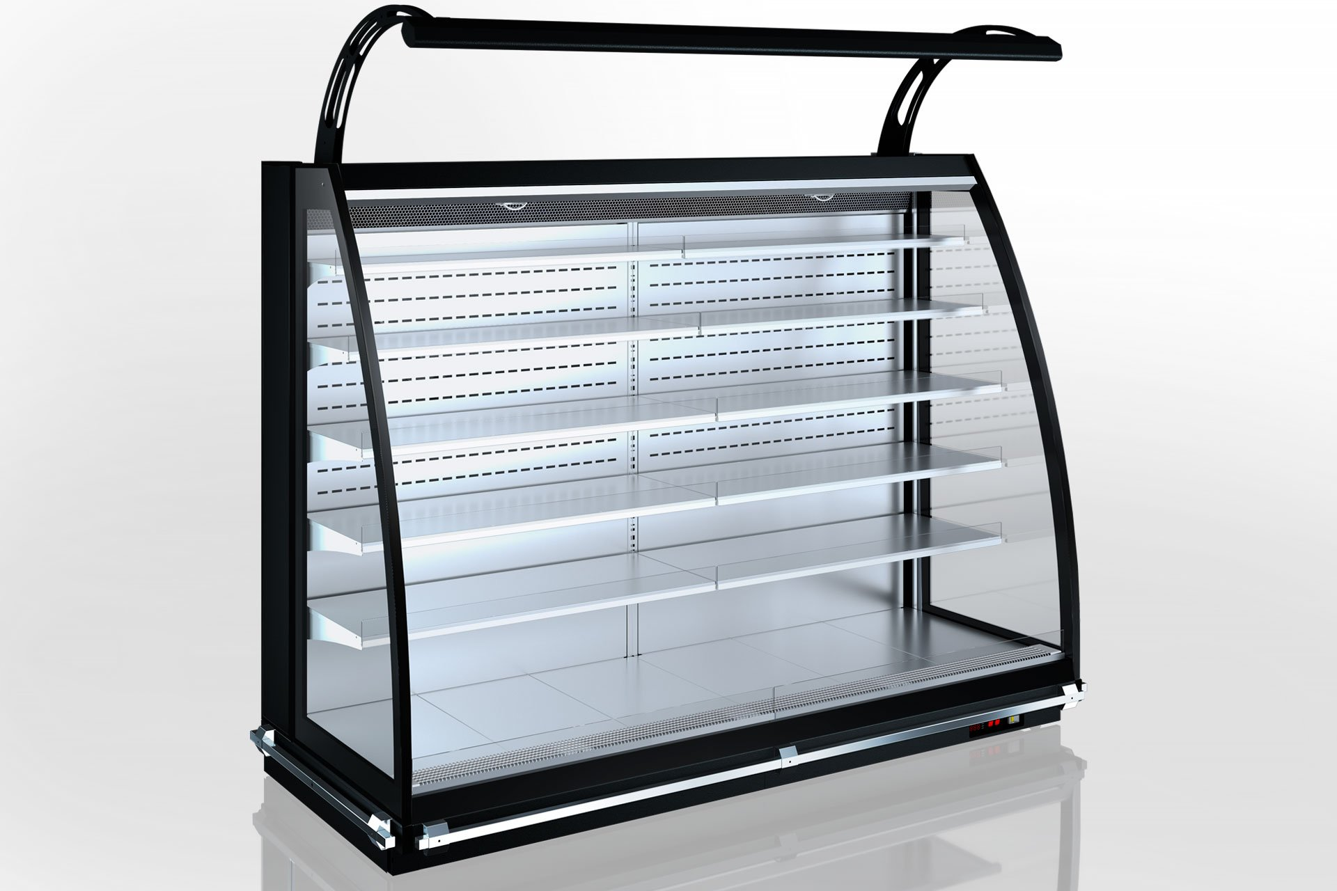 Холодильні напіввертикальні Louisiana eco MSV 115 MT O 200-DLM
