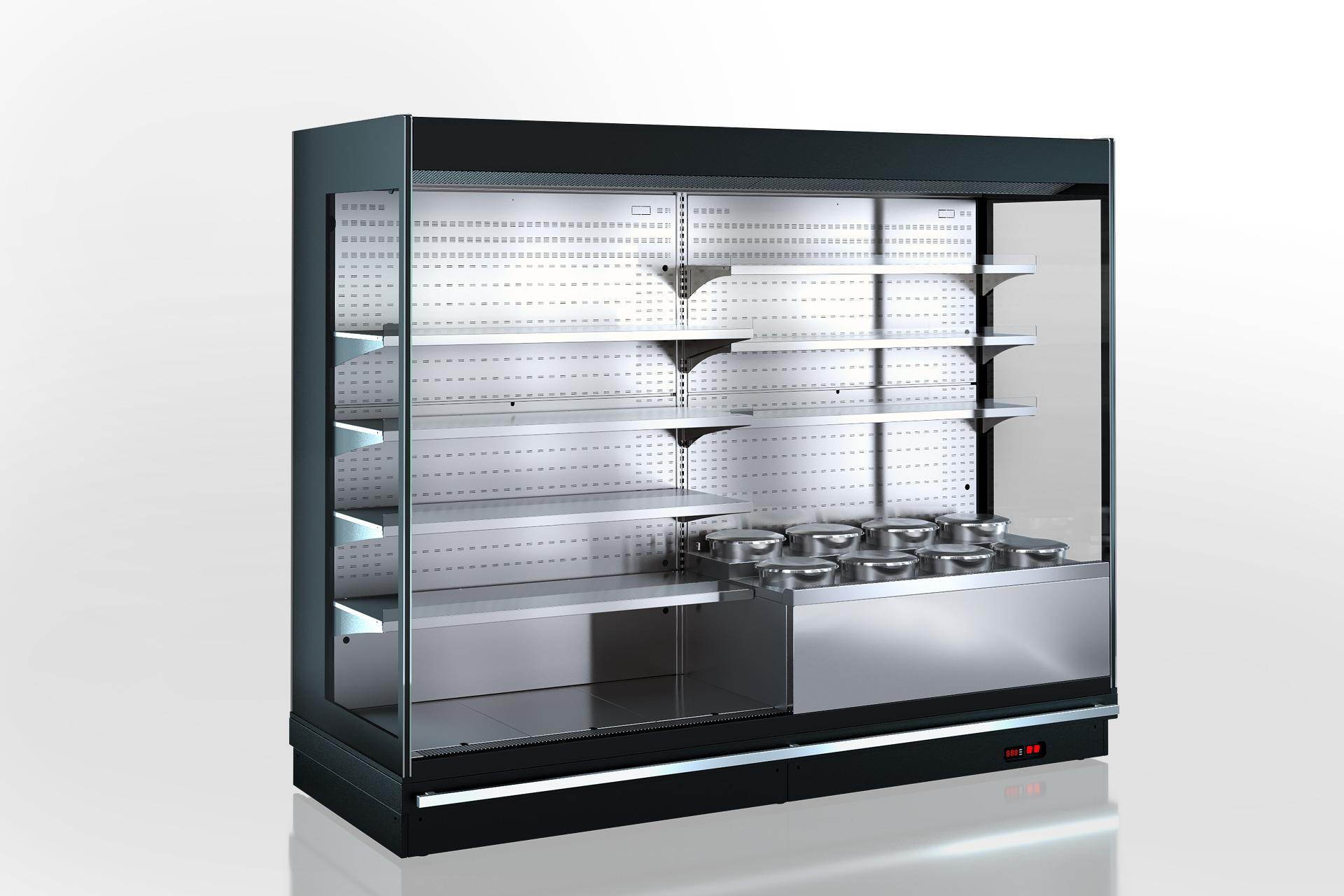 Холодильні пристінні вітрини Louisiana MV 095 pickles MT О 210-DLM