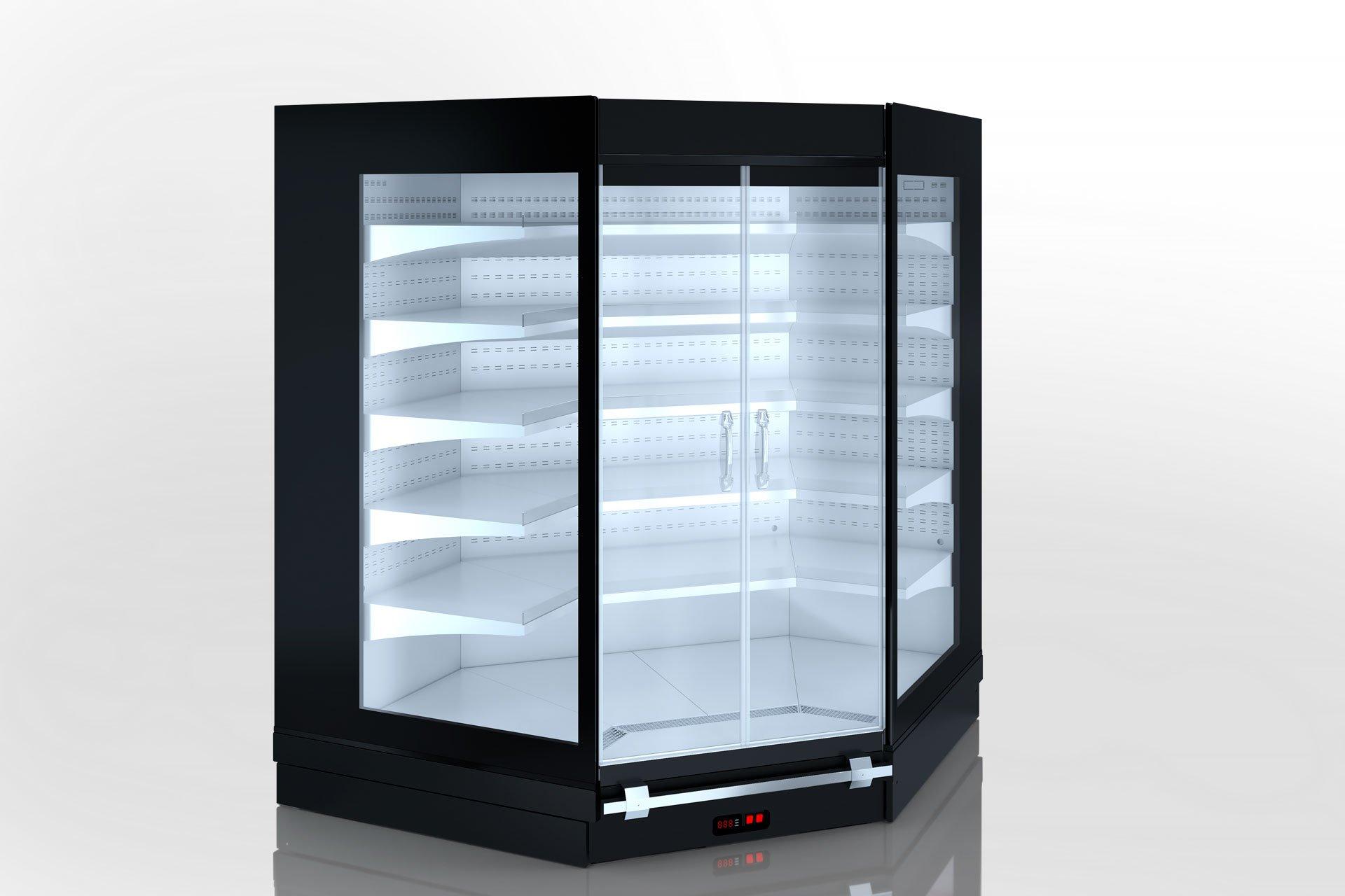 Multideck cabinets Louisiana MV 105 MT D 210-DLM-IS90