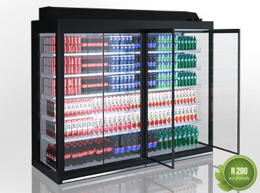 Multideck cabinet Louisiana ULF AV 095 AT D A