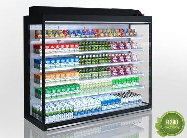 Multideck cabinets Louisiana ULF AV 095 AT O A