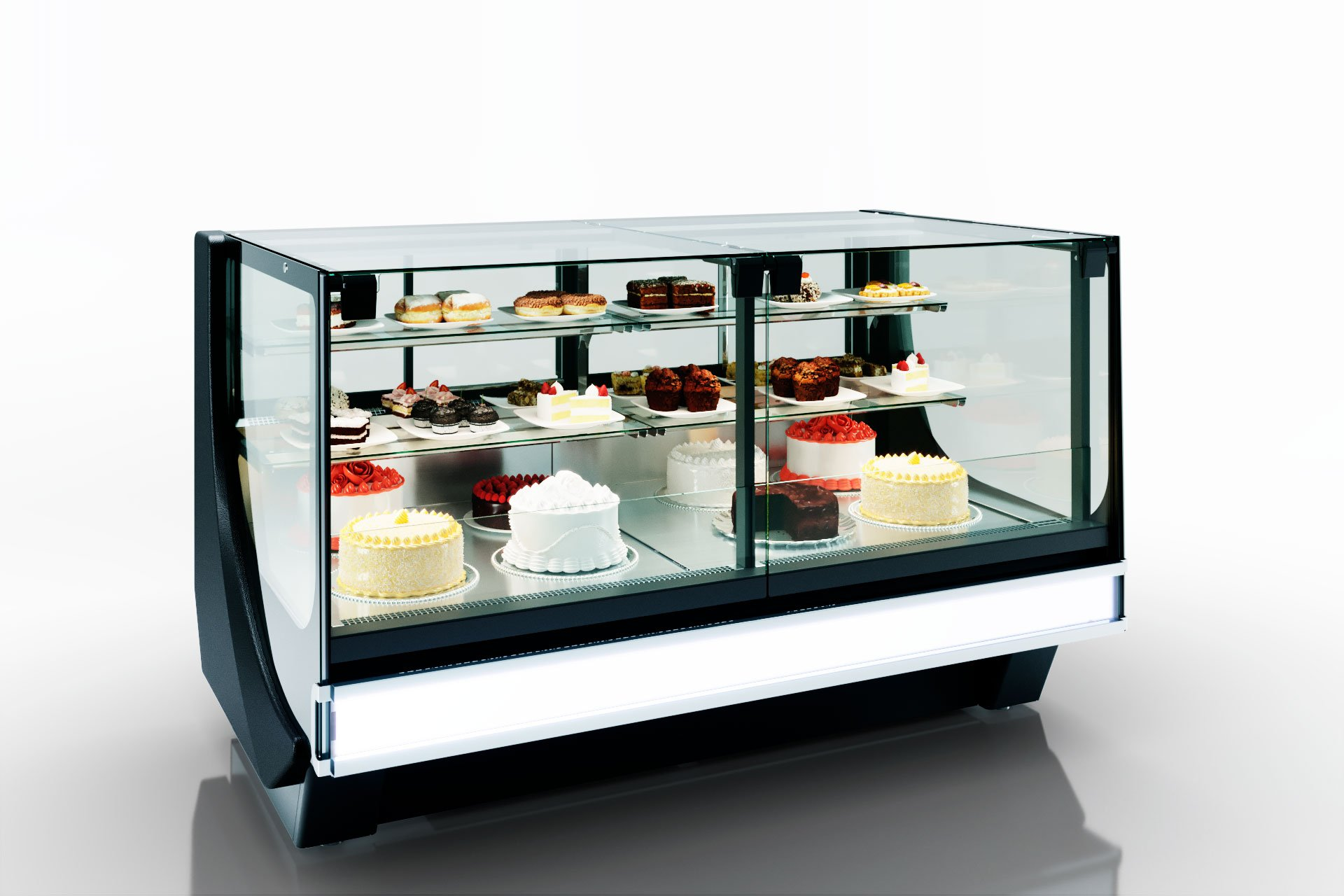 Counters Missouri cold diamond MC 115 patisserie PS 121-DLM