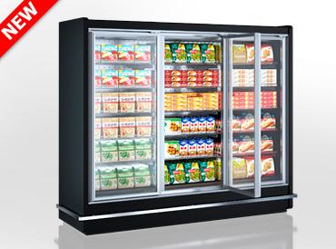 Multideck cabinet Indiana MD 070 LT D 205-DLM