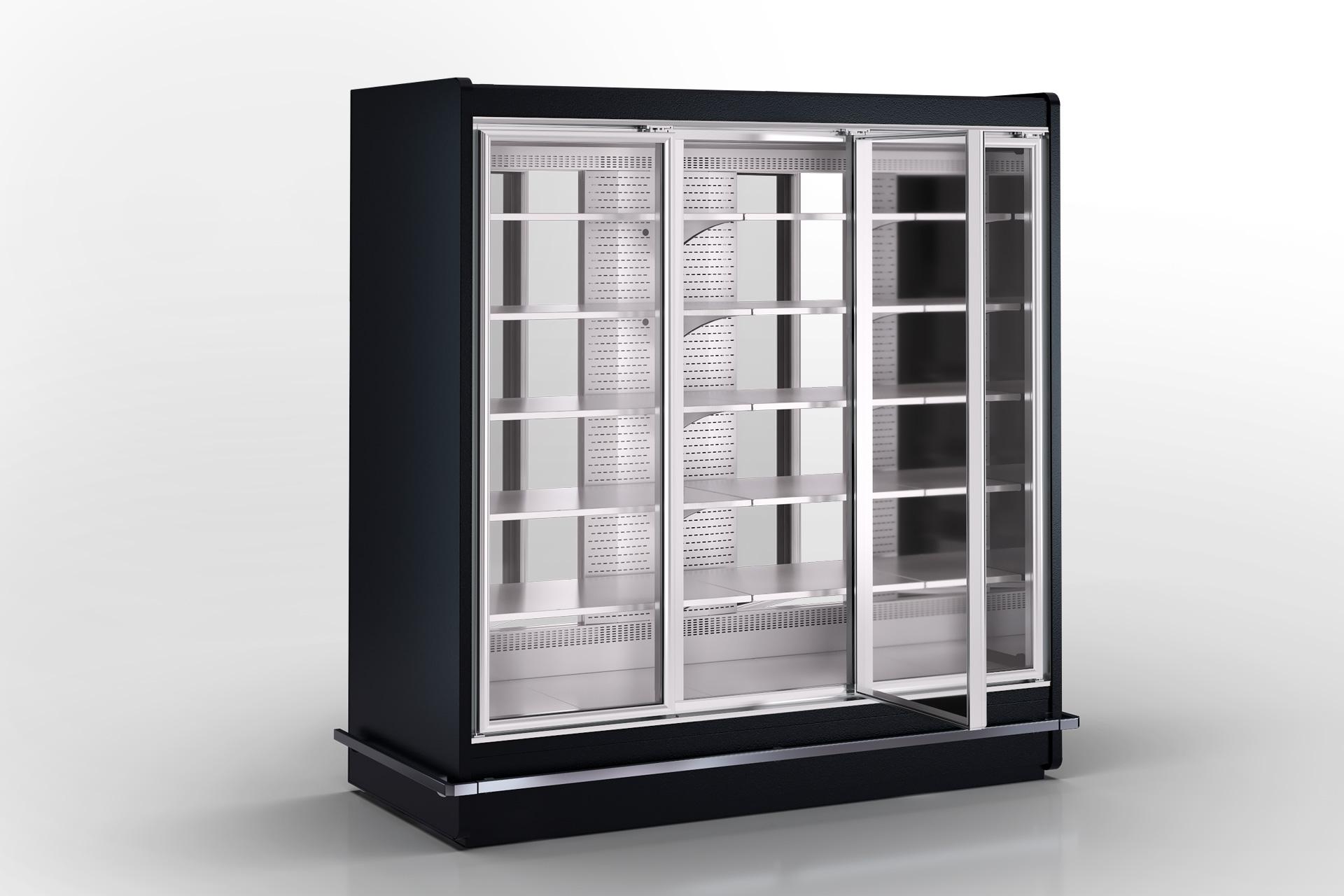 Multideck cabinets Indiana BD MV 080 MT D 205-DLM