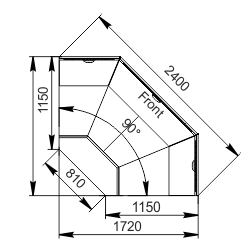 Витрины Missouri cold diamond MC 115 deli OS 121-DLM-ES90