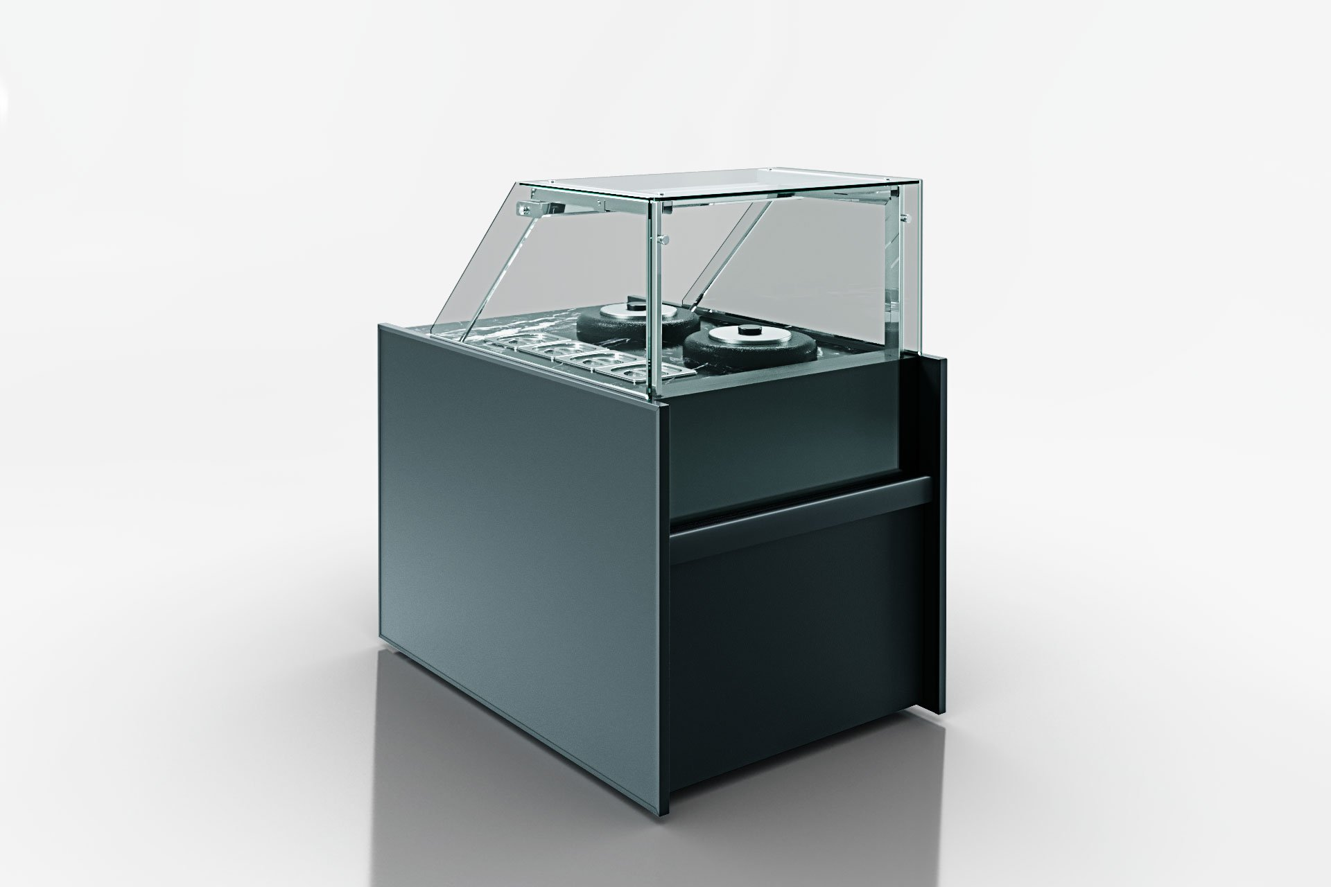 Refrigerated counters Missouri NC 120 tureen PP 130