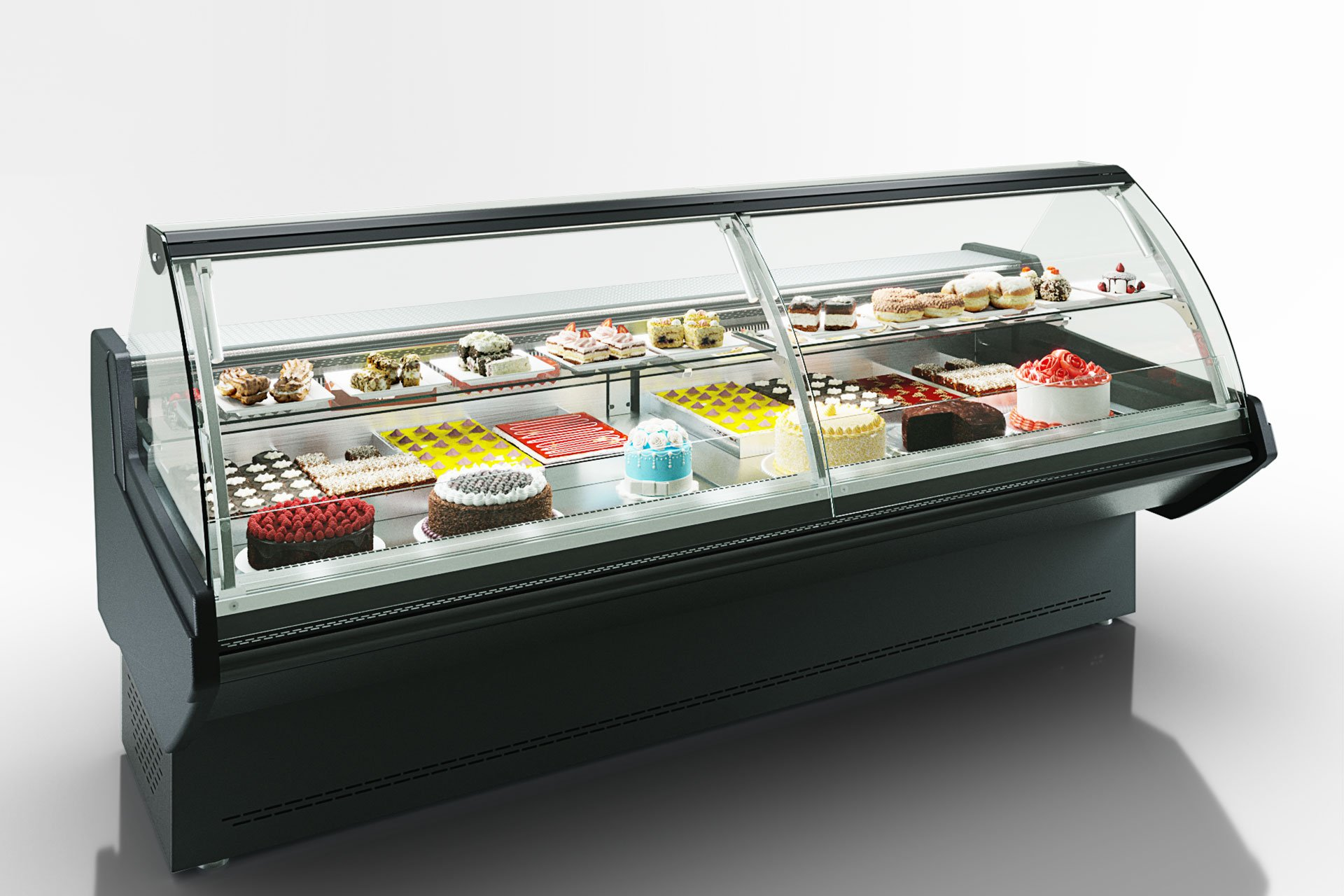 Вітрини Georgia AG 120 patisserie PS 126-DLA
