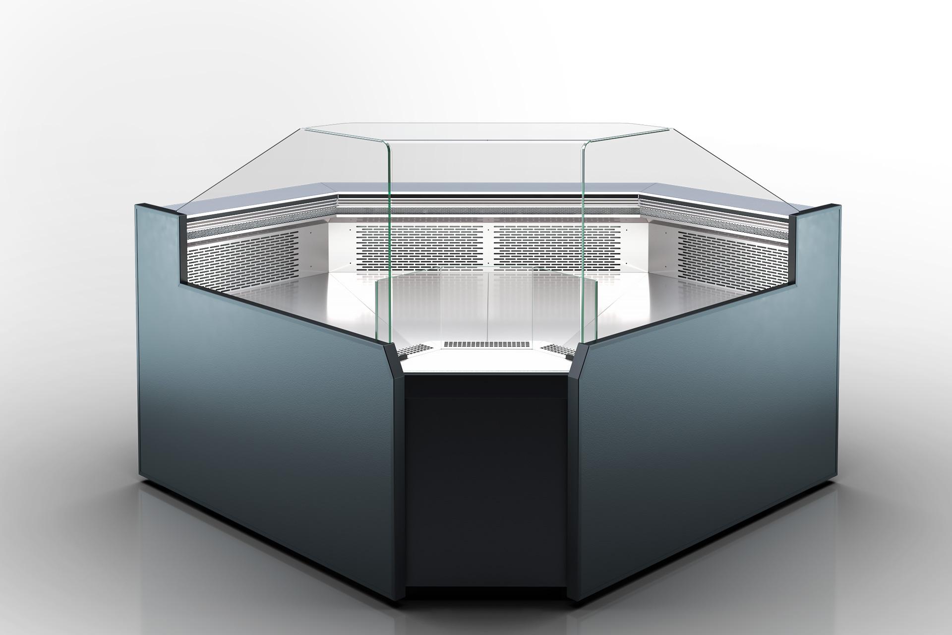 Угловые элементы холодильных витрин Missouri MC 120 deli OS 120-DLM-IS90