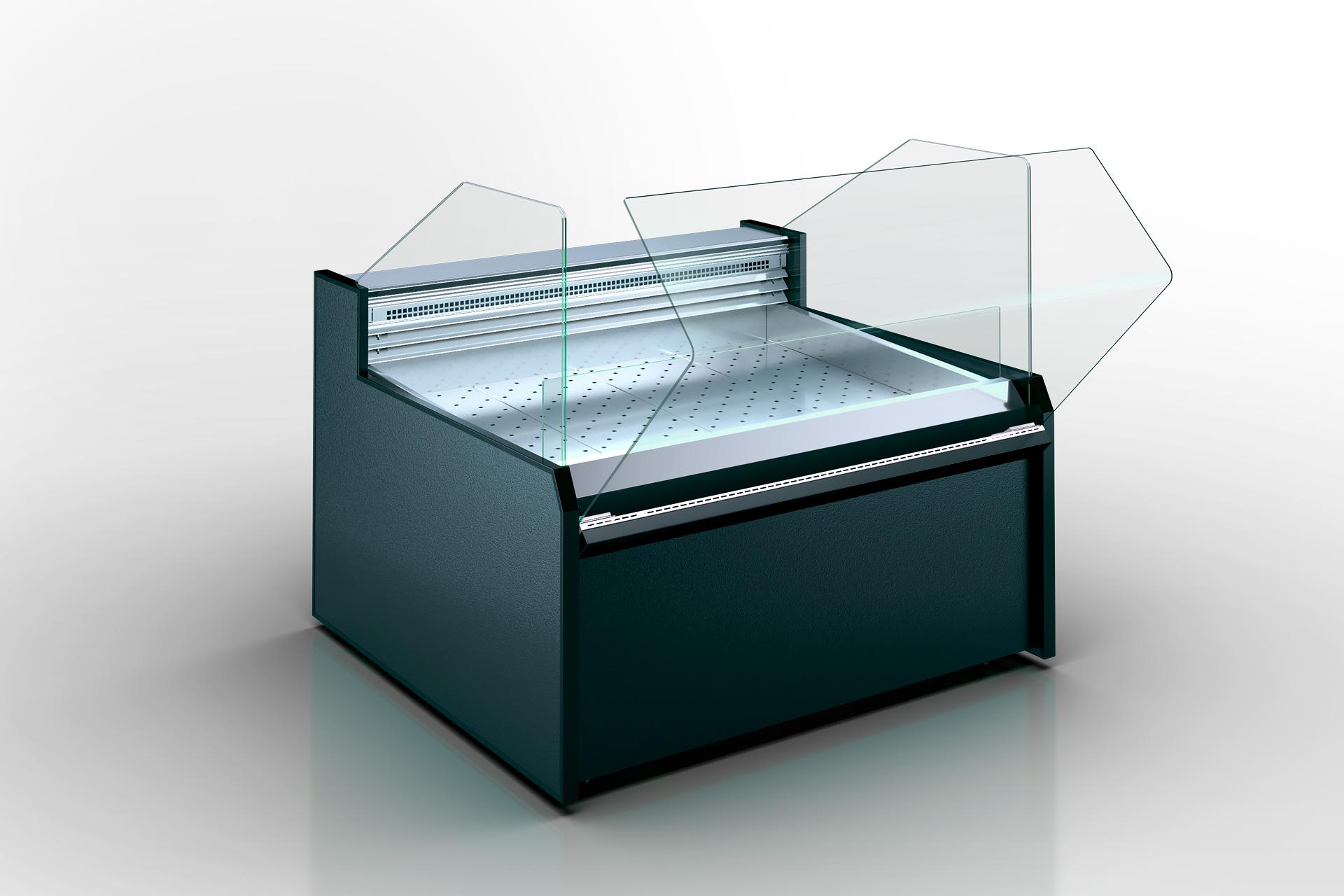 Холодильная витрина Missouri MC 120 fish OS 120-SLM/SLA, Missouri MC 120 fish OS 120-PSLM/PSLA