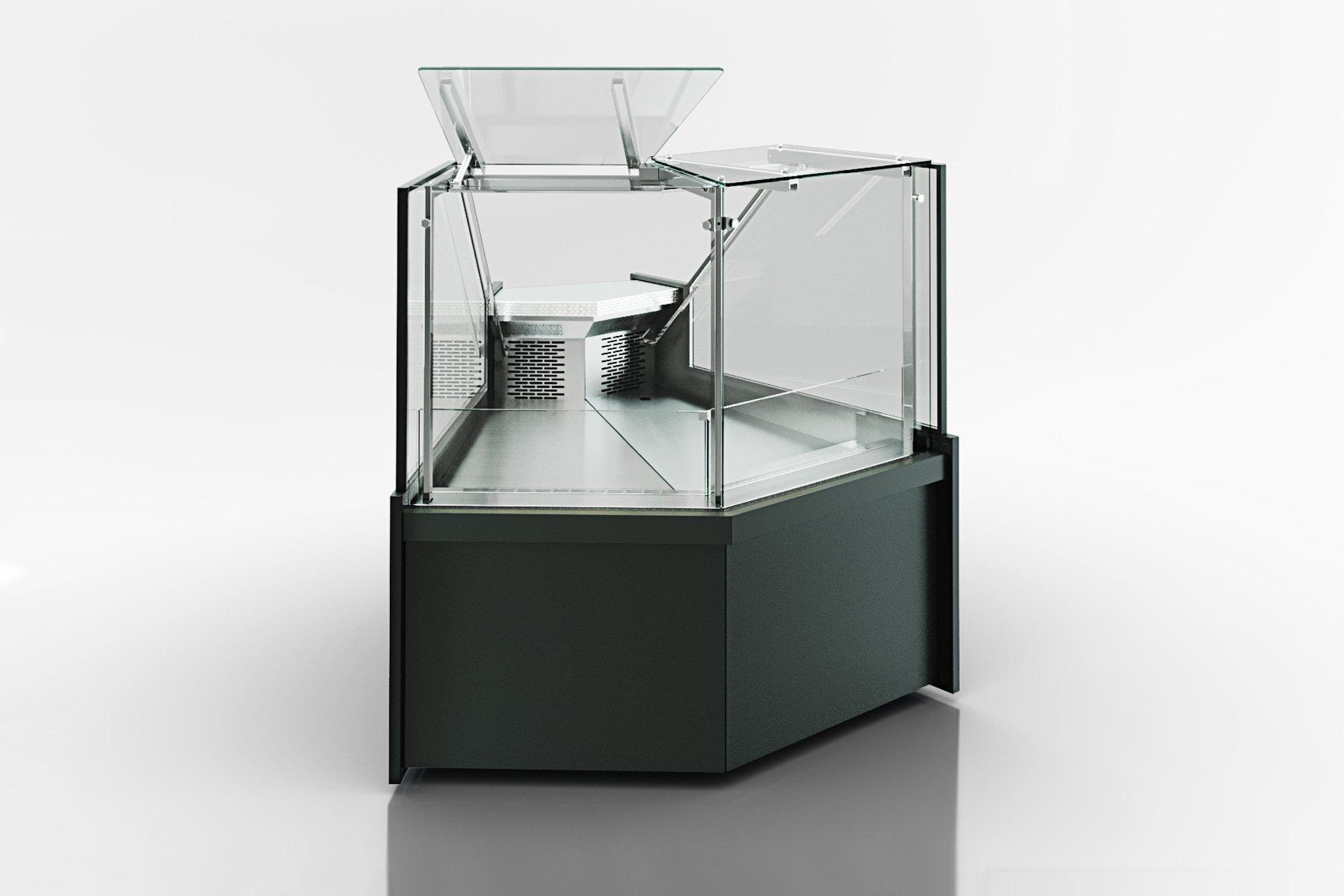 Кутові елементи холодильних вітрин Missouri MC 120 deli PP 130-DLM-ES45