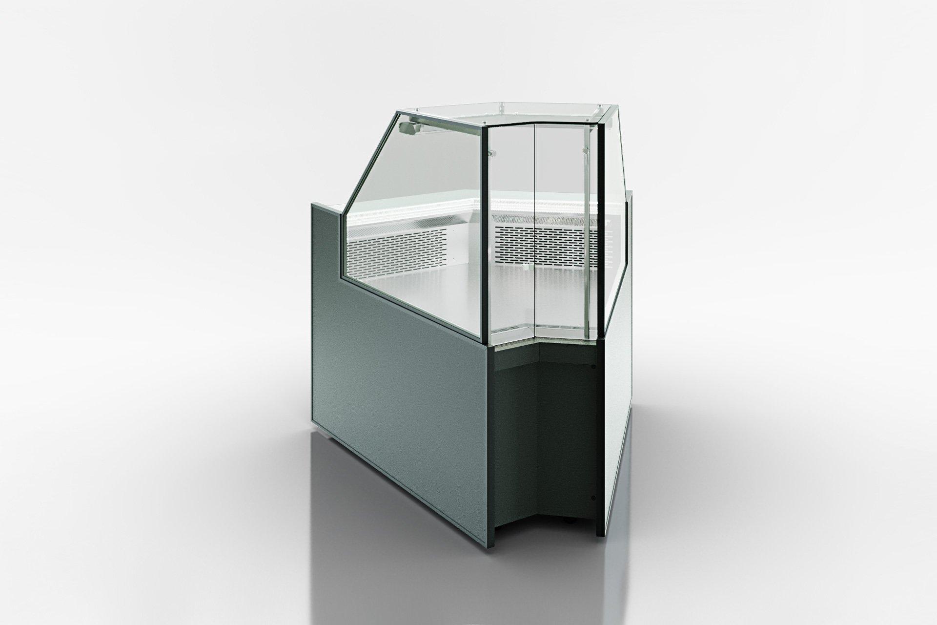 Кутові елементи холодильних вітрин Missouri MC 120 deli PP 130-DLM-IS45