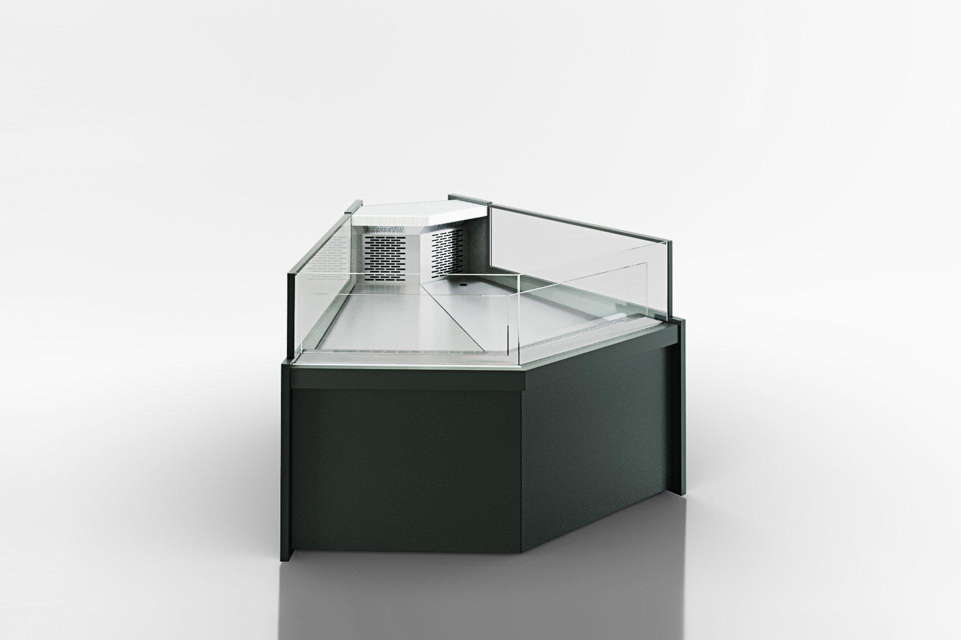 Кутові елементи холодильних вітрин Missouri сold diamond MC 126 self 084-DBM