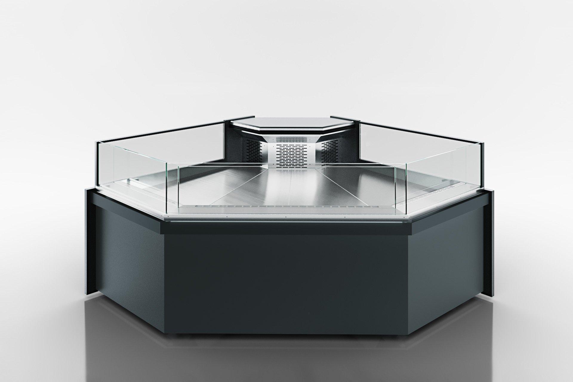 Кутові елементи холодильних вітрин Missouri MC 120 deli self 086-DLM-ES90