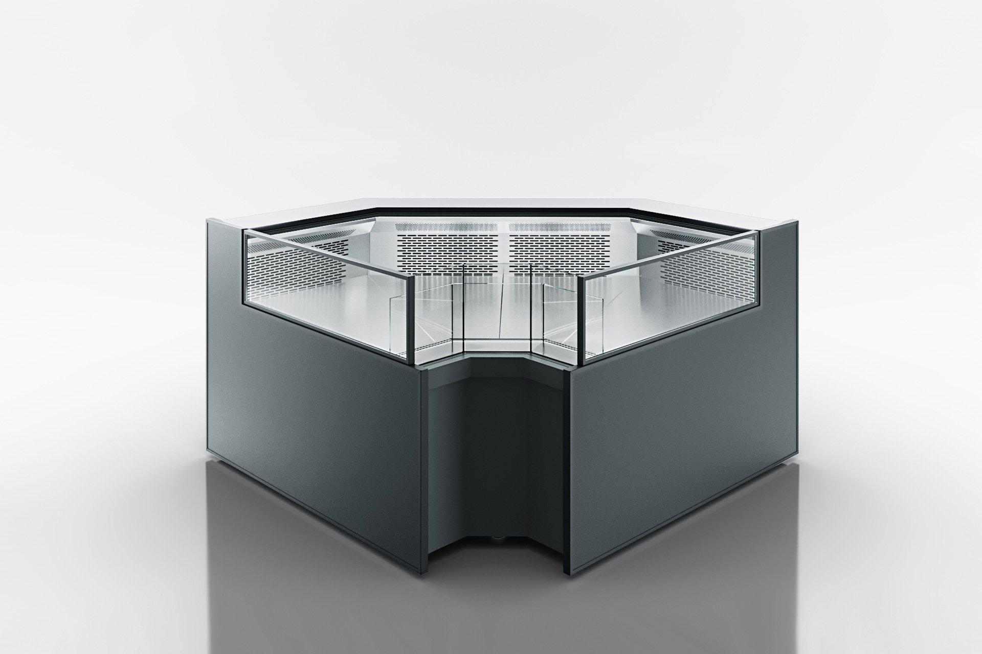 Кутові елементи холодильних вітрин Missouri MC 120 deli self 086-DLM-IS90