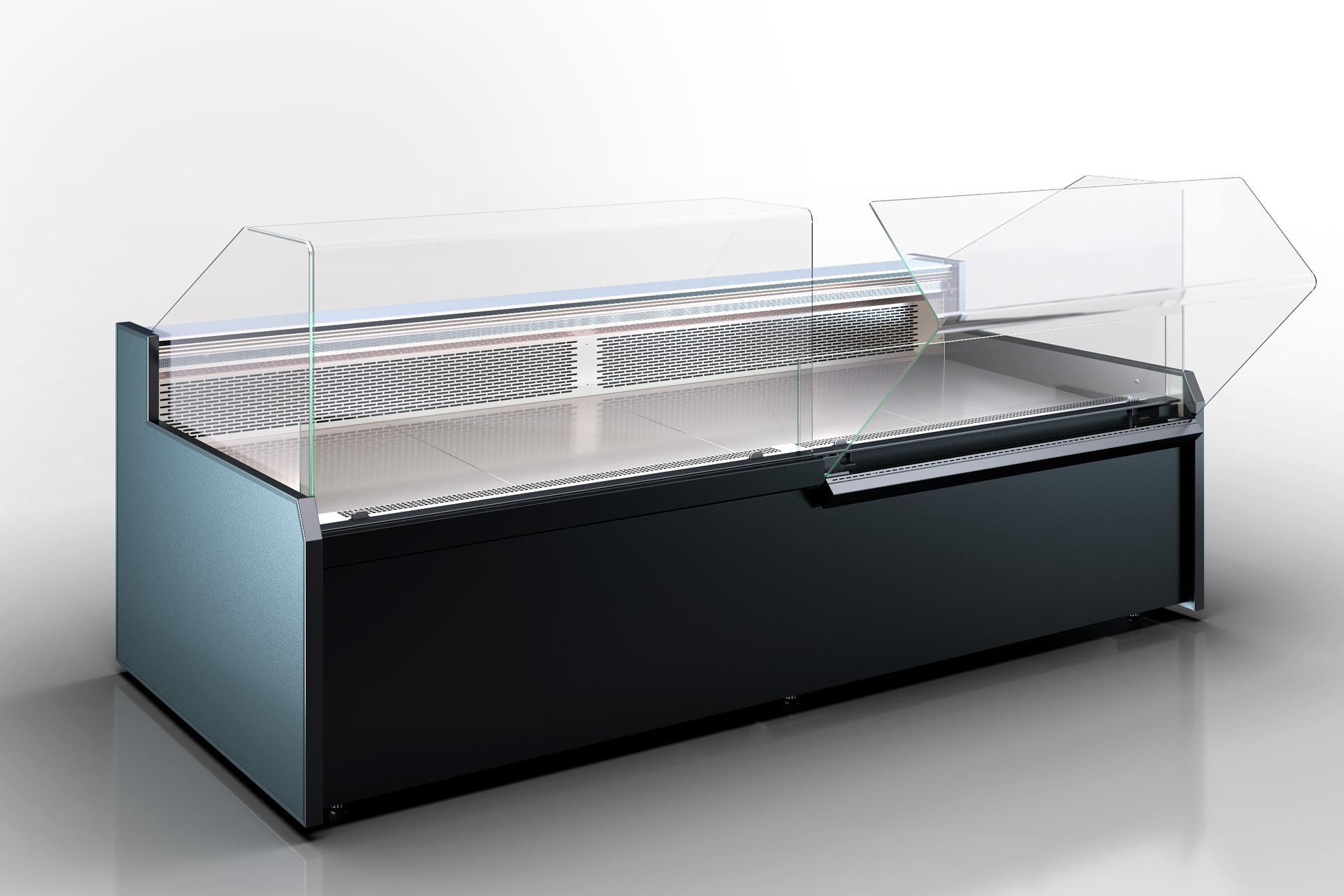 Холодильна вітрина Missouri MC 120  deli OS 120-DBM