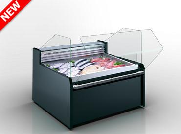 Холодильна вітрина Missouri MC 120 fish OS 120-SLM