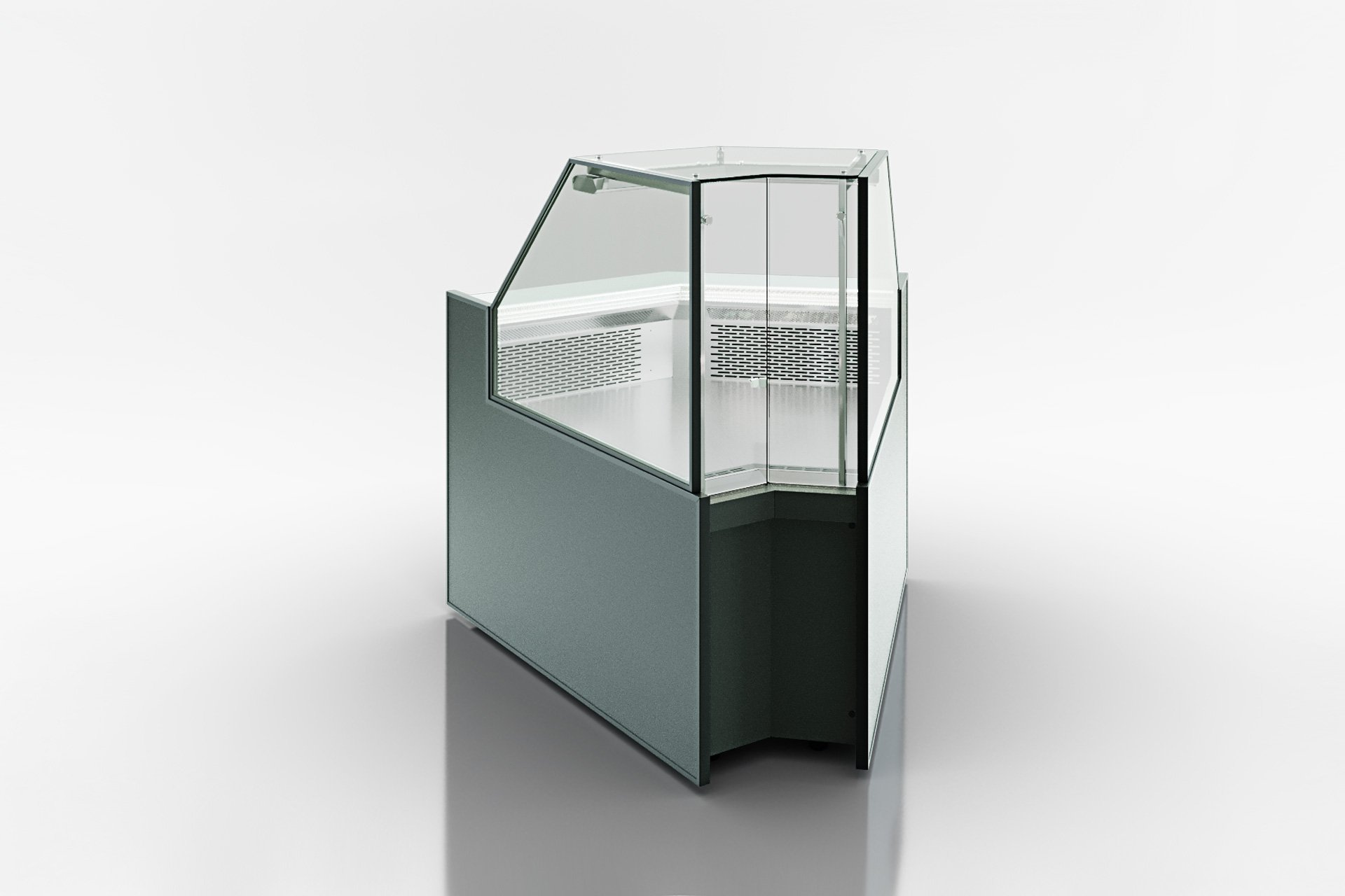 Eckelemente der Kühlfenstern Missouri MC 120 deli PP 130-DLM-IS45