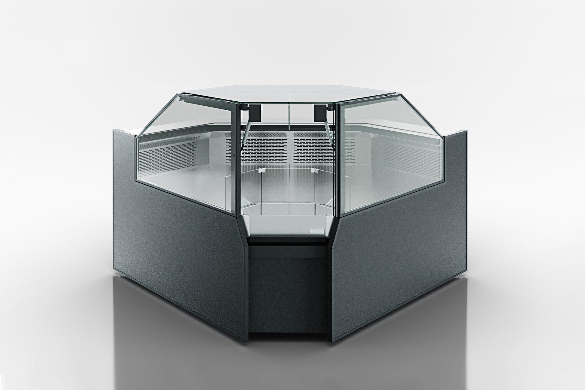 Eckelemente der Kühlfenstern Missouri MC 120 deli PS 115-DBM-IS90