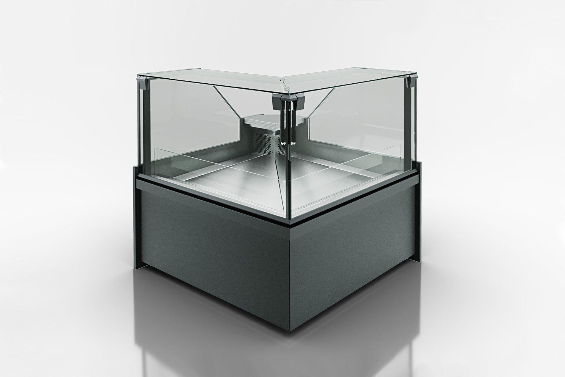 Eckelemente der Kühlfenstern Missouri MC 120 deli PS 130-DLM-EL90