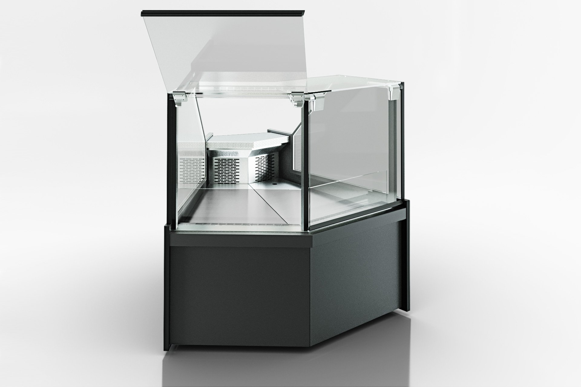 Eckelemente der Kühlfenstern Missouri MC 120 deli PS 130-DLM-ES45