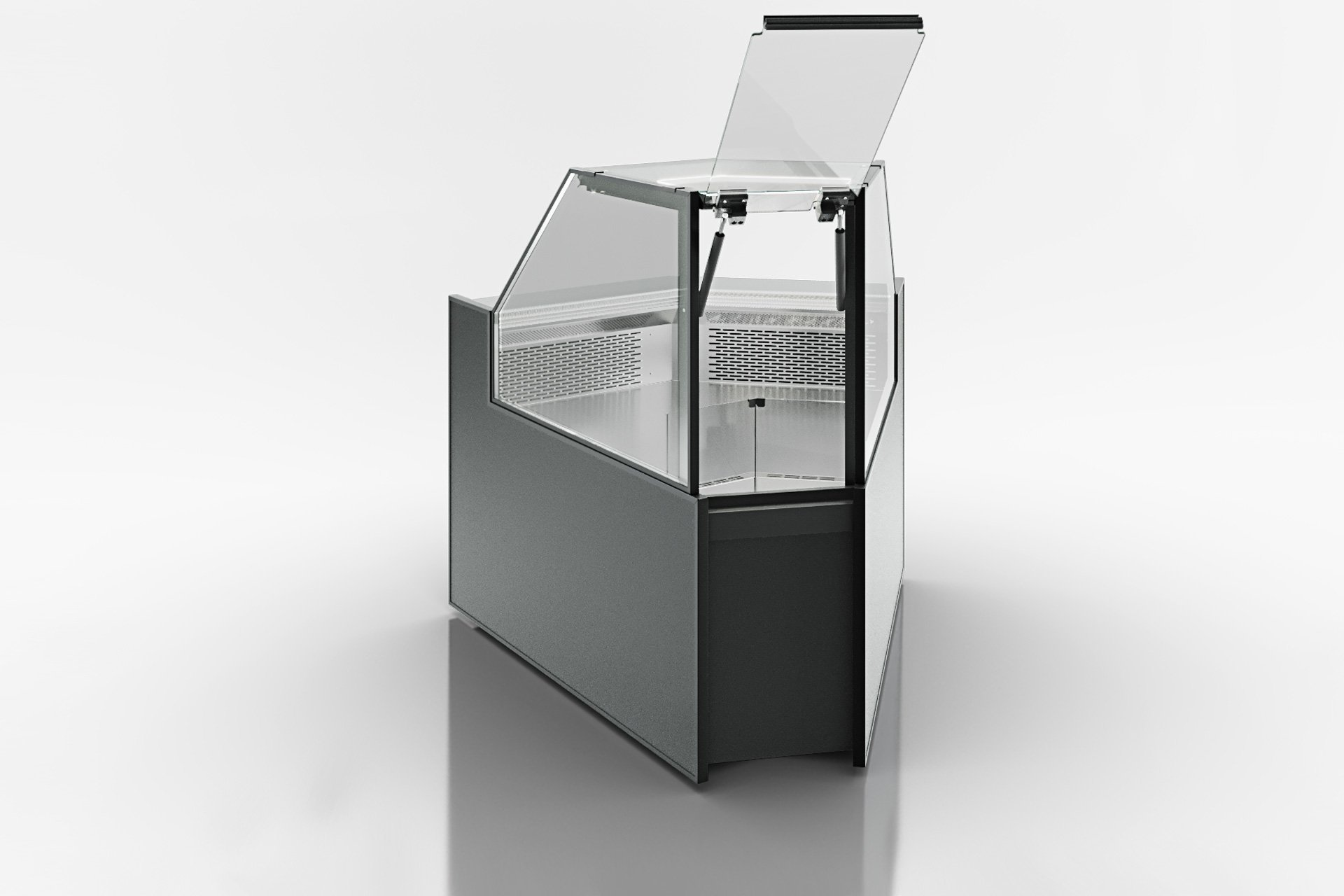 Eckelemente der Kühlfenstern Missouri MC 120 deli PS 130-DLM-IS45