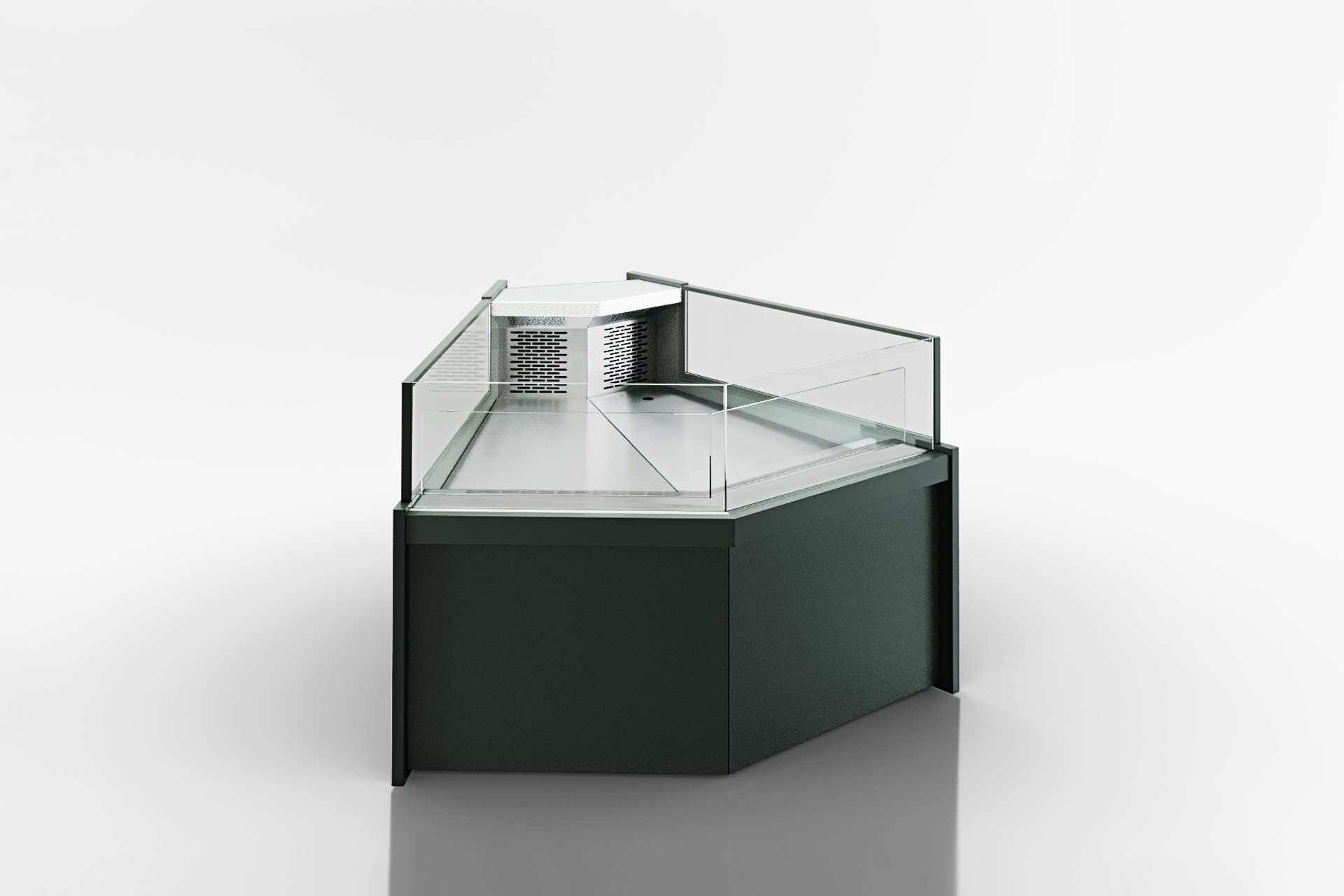 Eckelemente der Kühlfenstern Missouri сold diamond MC 126 self 084-DBM