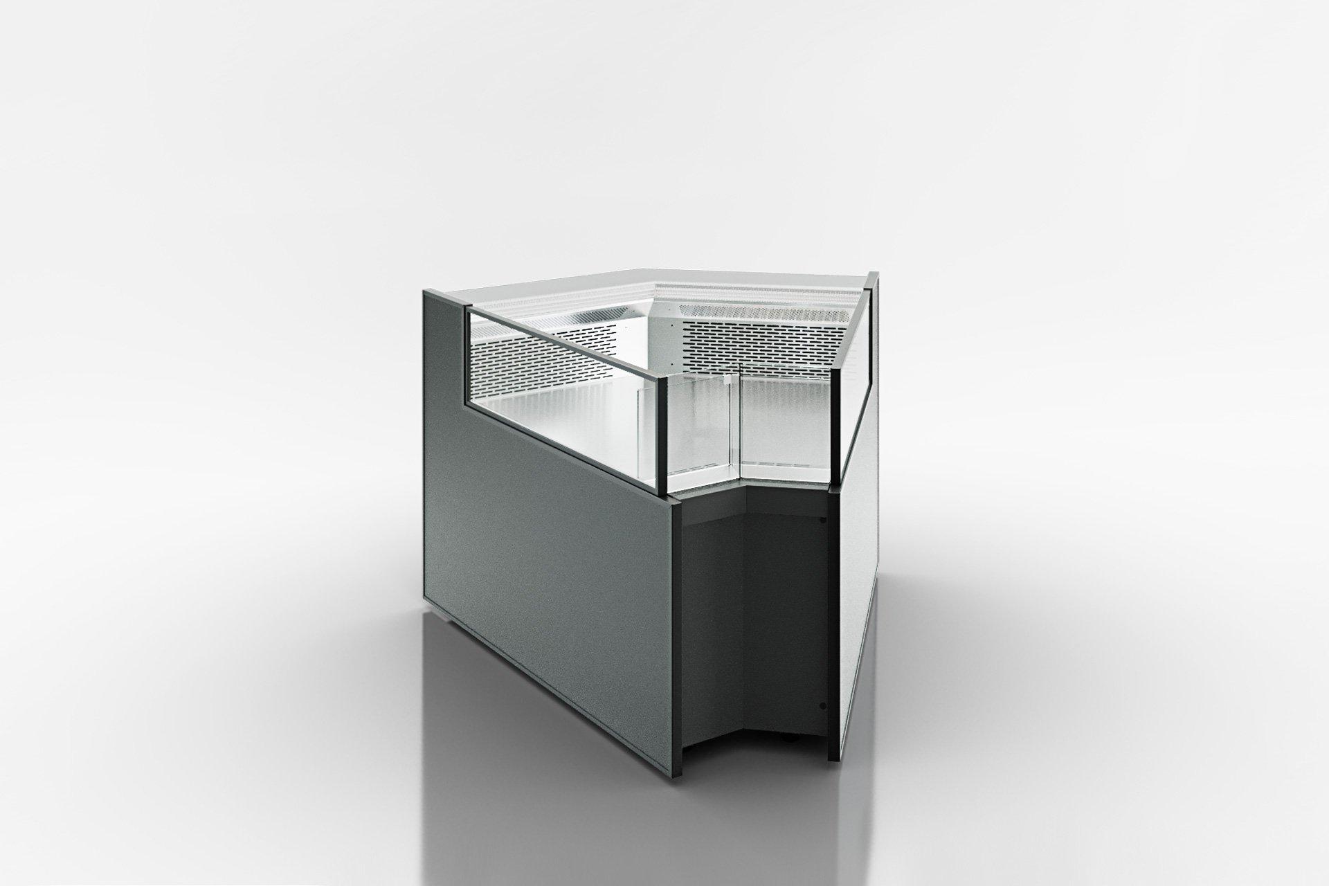 Eckelemente der Kühlfenstern Missouri MC 120 deli self 086-DLM-IS45