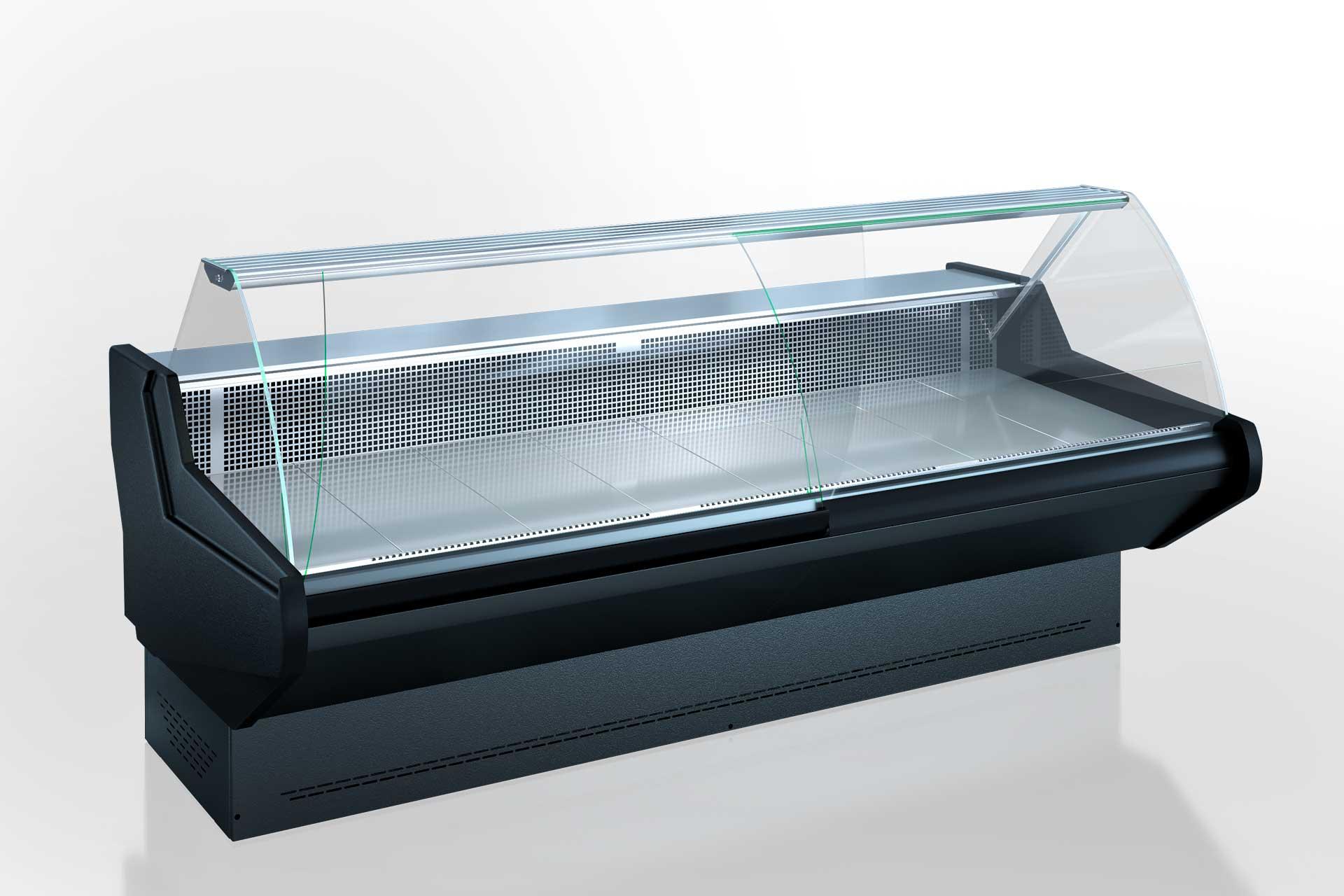 Холодильные витрины Georgia AG 120 deli OS 122-SBA