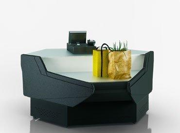 Counters Мinnesota NG 120 cash desk 122-IR90