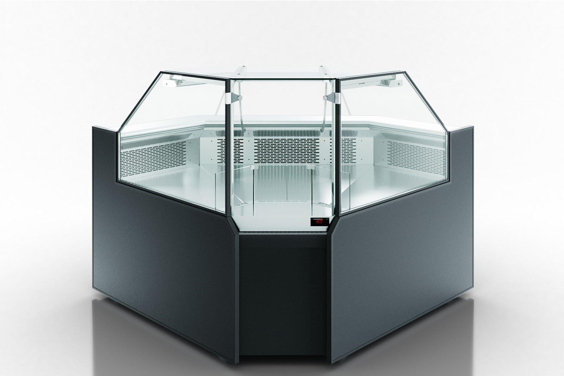 Холодильна вітрина Missouri АC 120 deli PP 130-DBА-IS90