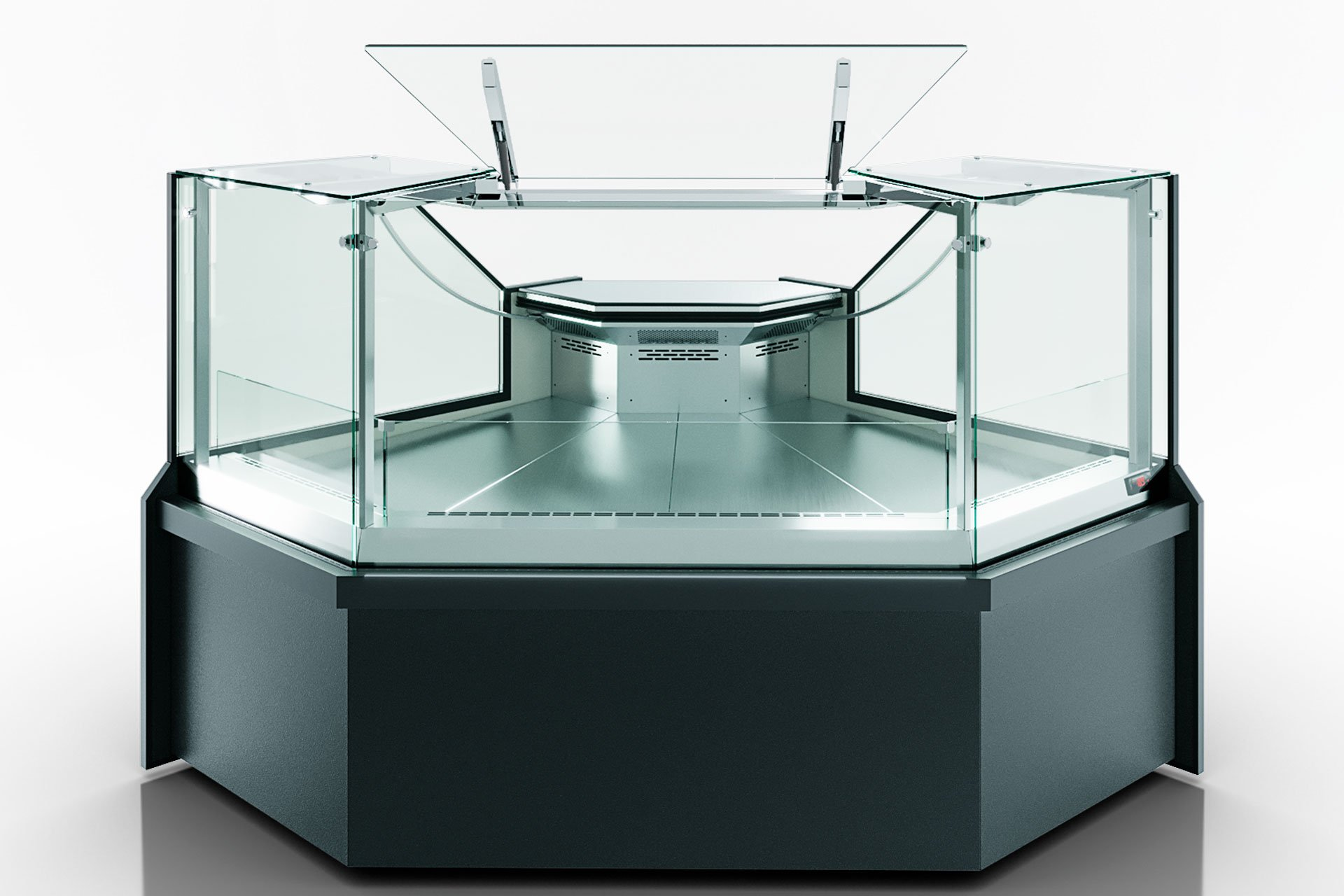 Холодильная витрина Missouri AC 120 deli PP 130-DBA-ES90