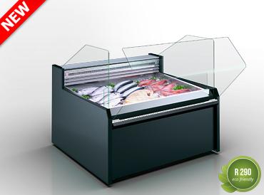 Холодильная витрина Missouri AC 120 fish OS 120-SPLA