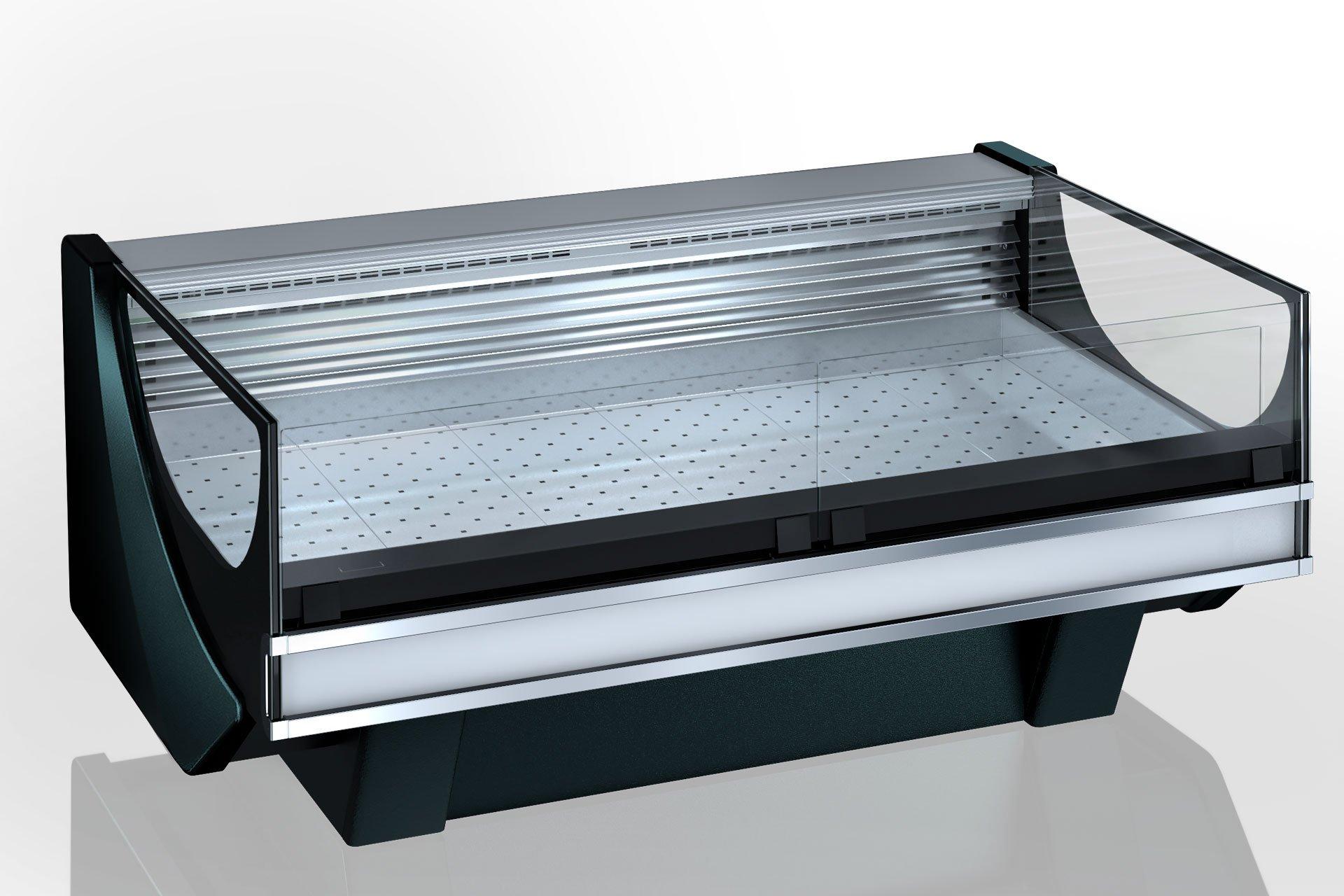 Холодильная витрина Missouri cold diamond MC 126 fish self 084-SPLM/SPLA