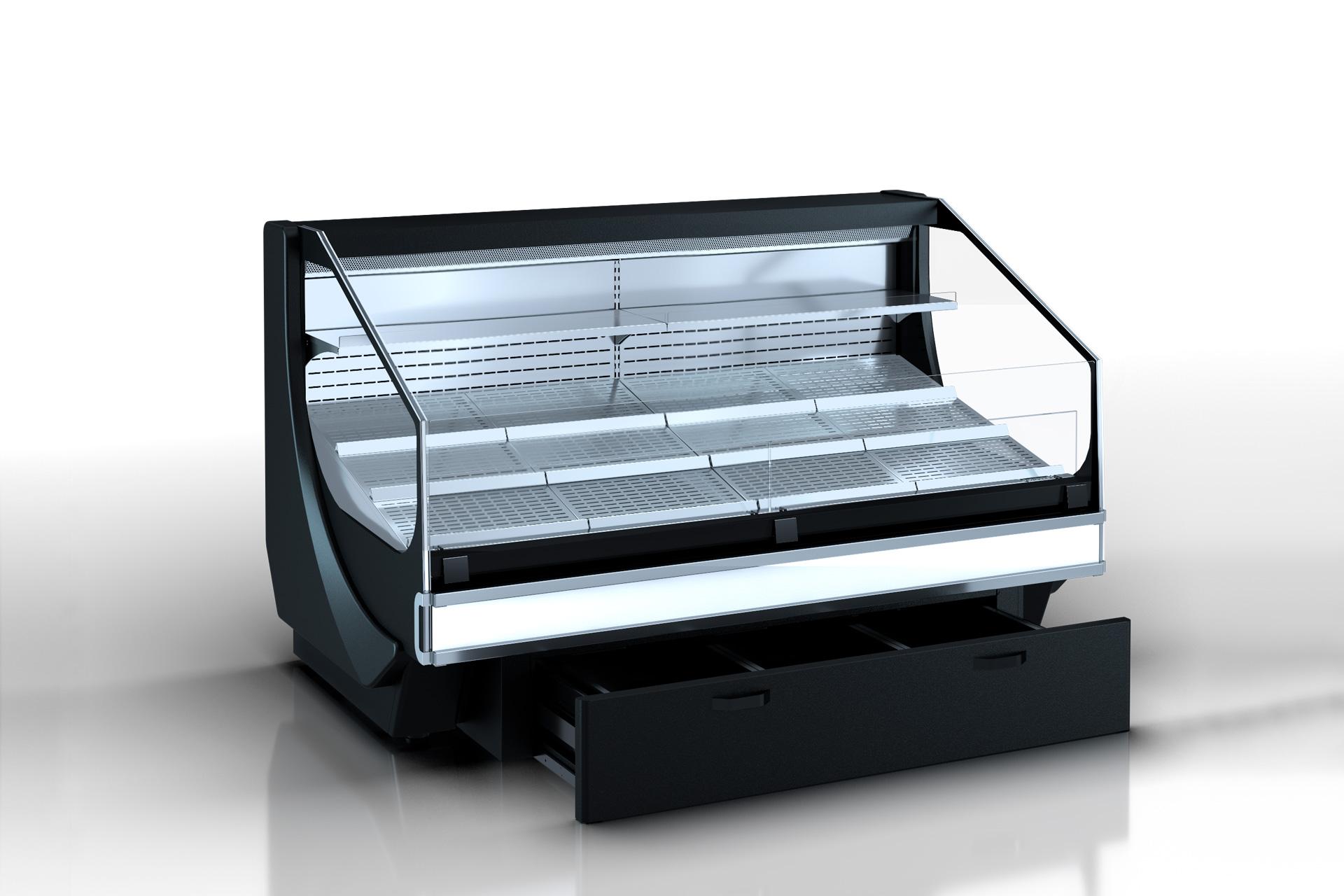 Холодильна вітрина Missouri cold diamond MC 115 cascade VF self 121-DBA