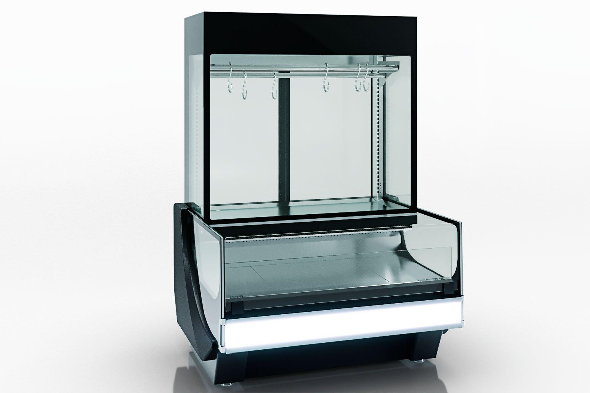 Kühlvitrinen Missouri cold diamond MC 115 crystal combi S/self 200-S/DLM / S/DLA