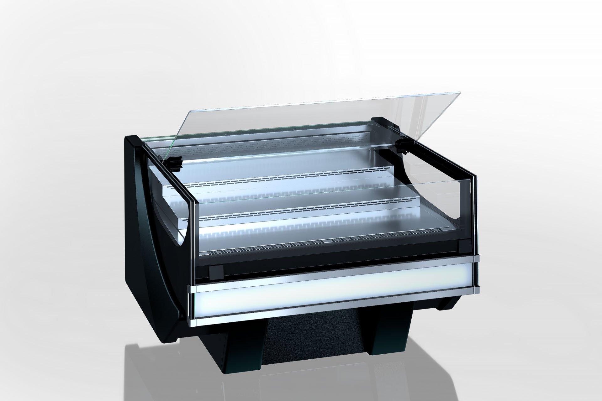 Kühlvitrinen Missouri Cold Diamond MC 125 chocolate self 084-DLM/DLA