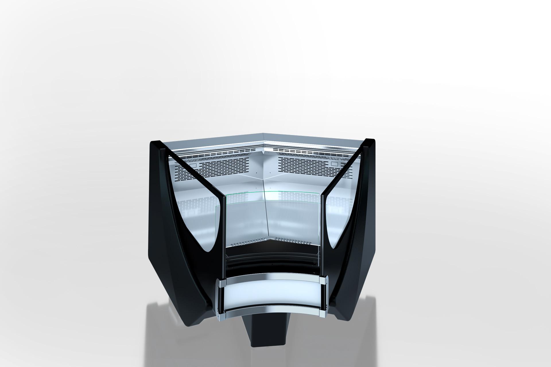 Kühlvitrinen Missouri cold diamond MC 126 deli self 084 DLM IR45