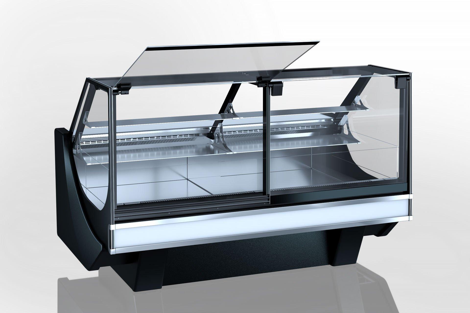 Kühlvitrinen Missouri cold diamond MC 126 patisserie PS 130-DLM