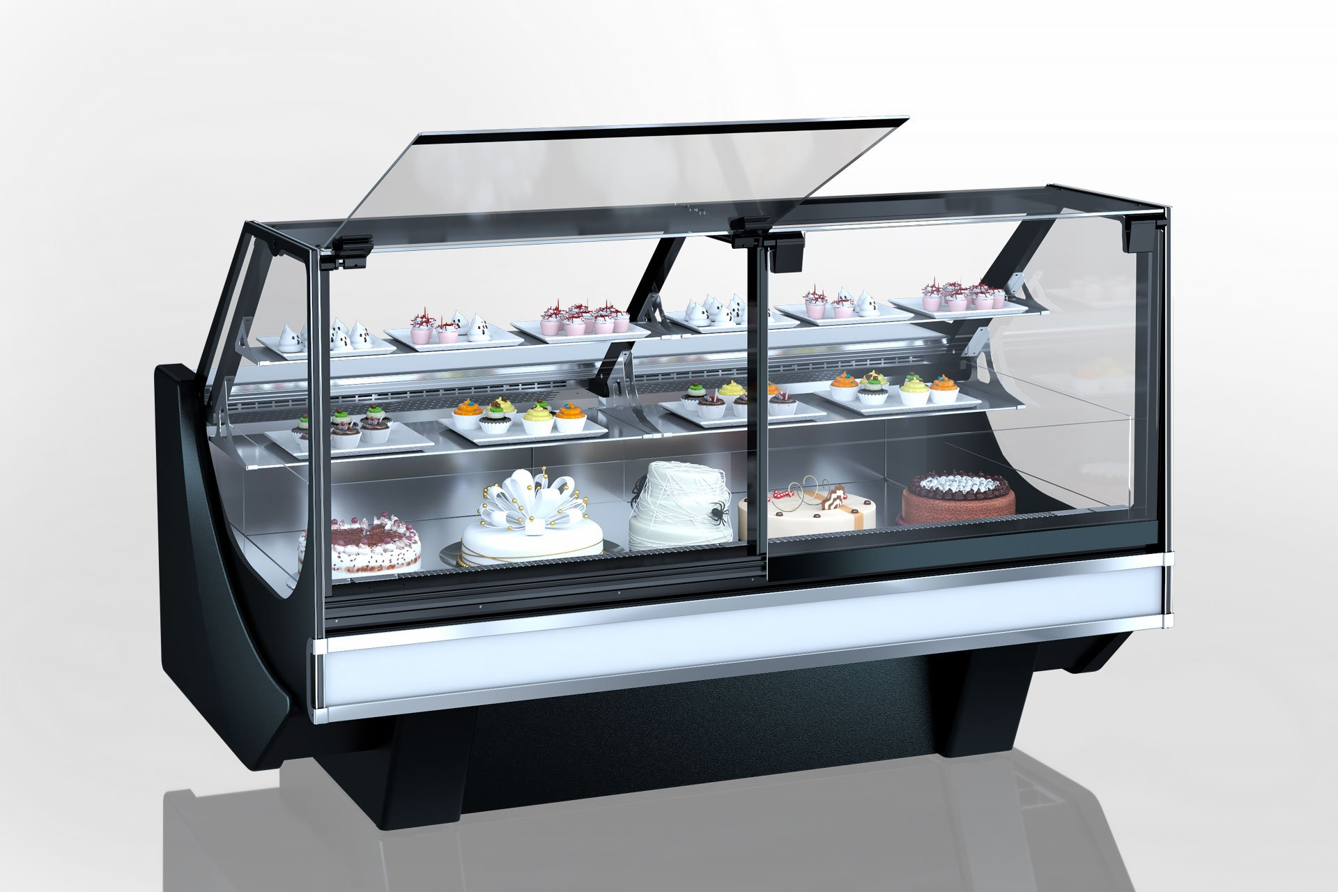 Missouri Cold Diamond MC 126 patisserie PS 130-DLM