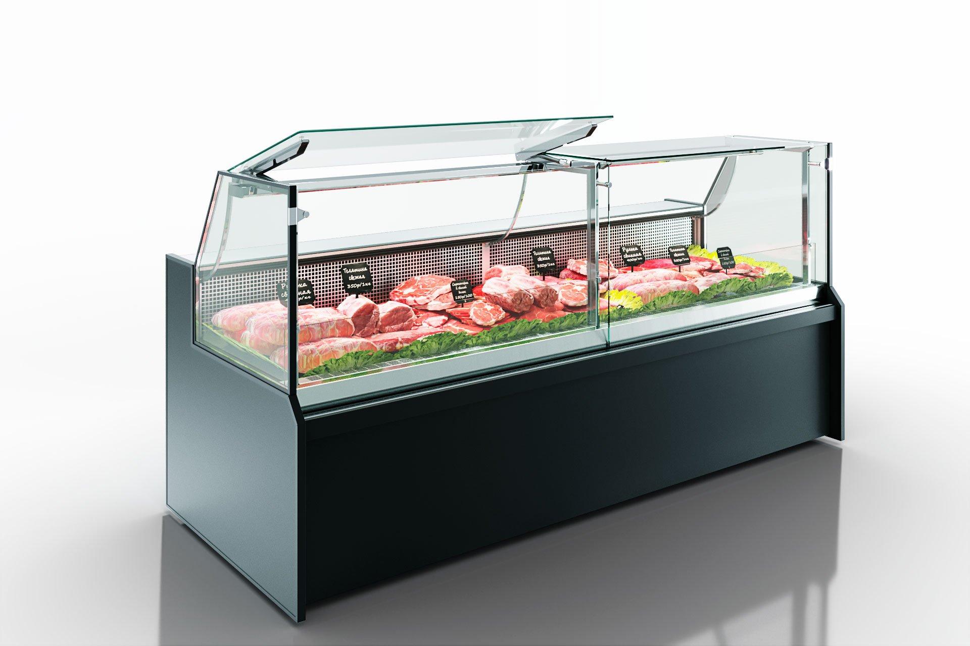 Холодильна вітрина Missouri MC 100 deli PP 130-S/DBM/A