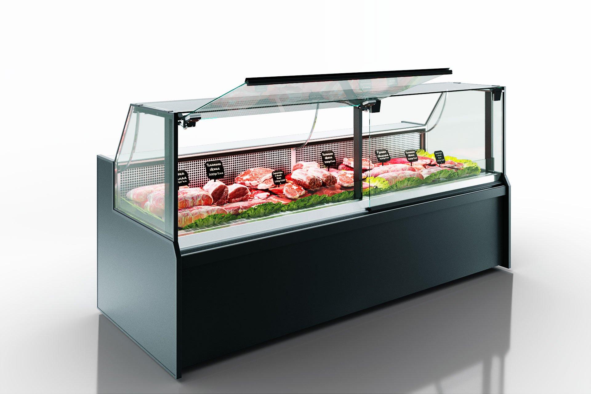Холодильная витрина Missouri MC 100 deli PS 130-S/DBM/A