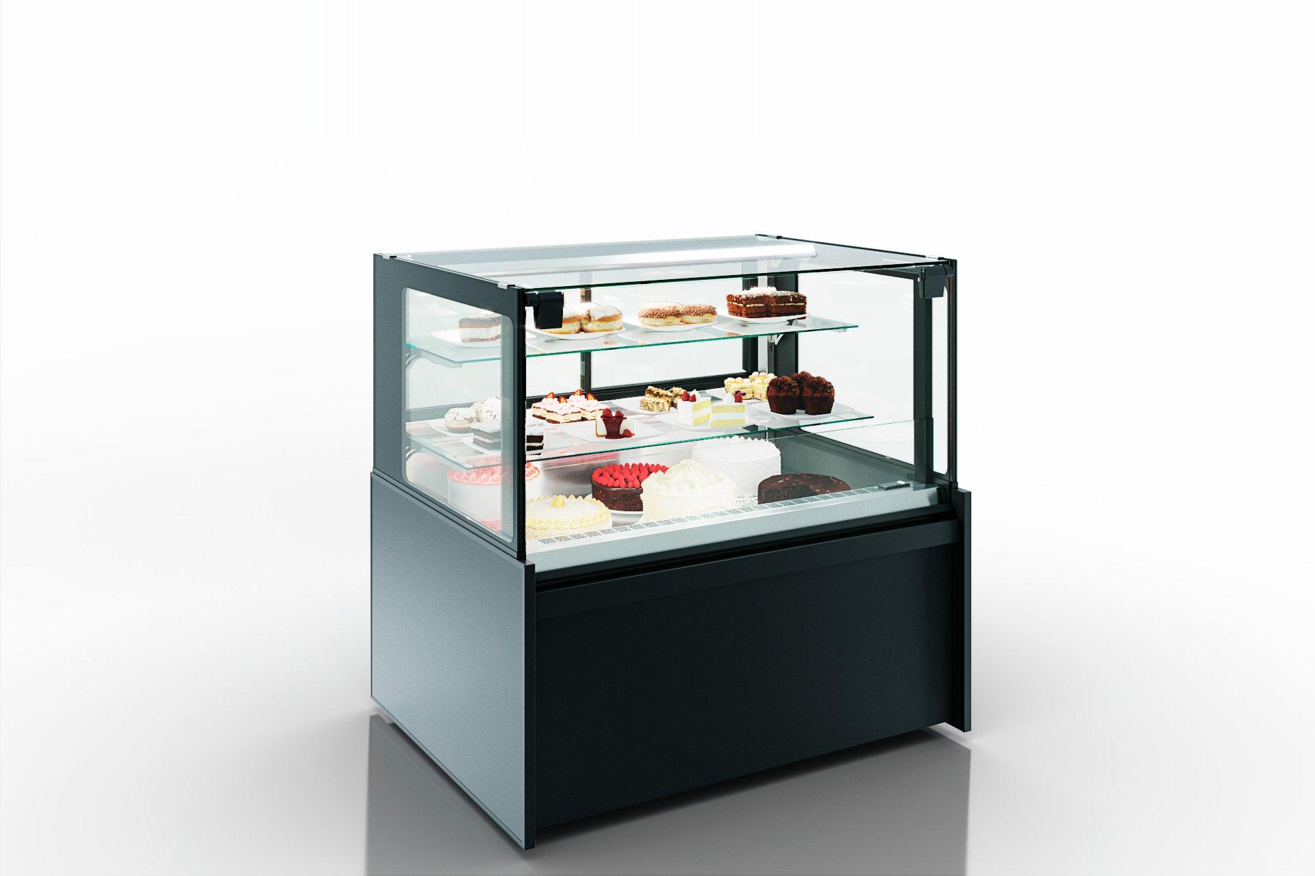 Холодильные витрины Missouri MC 100 patisserie PS 130/160-DLM/А